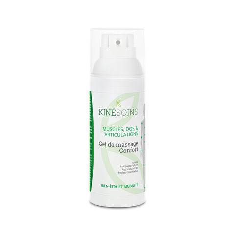 Gel de massage Confort Muscles & Articulations - Harpagophytum - 50 ml
