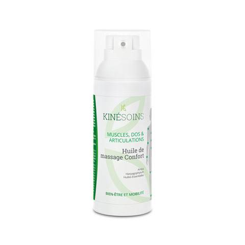 Huile de massage Confort Muscles Articulations - Harpagophytum - 50 ml